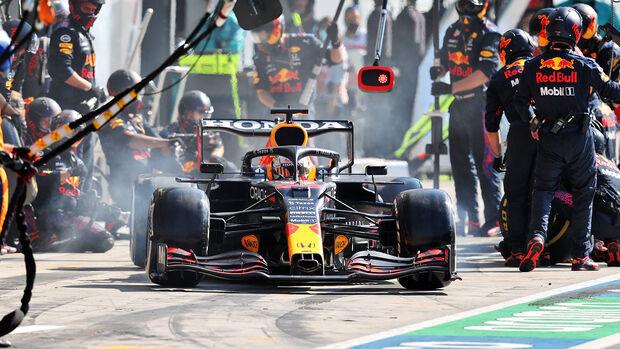 Max Verstappen - GP Italien - Monza - 2021