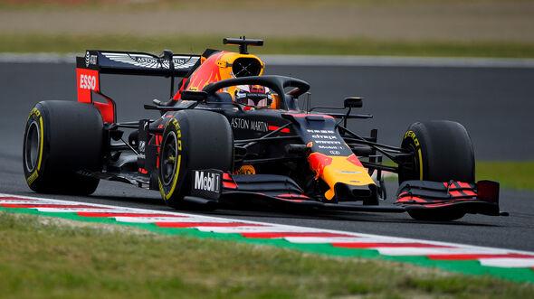 Max Verstappen - GP Japan 2019