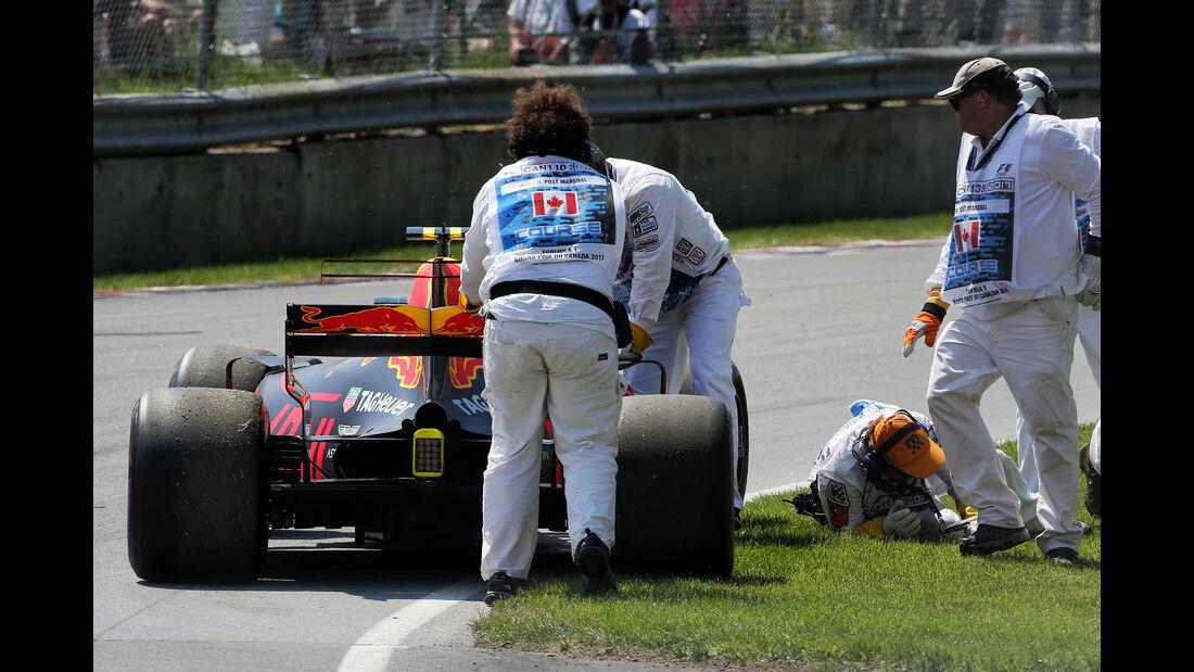 Max Verstappen - GP Kanada 2017