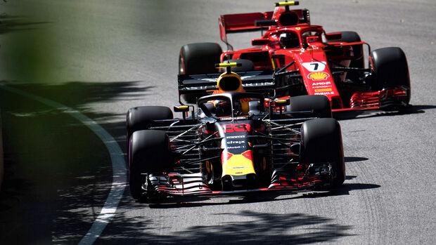 Max Verstappen - GP Kanada 2018