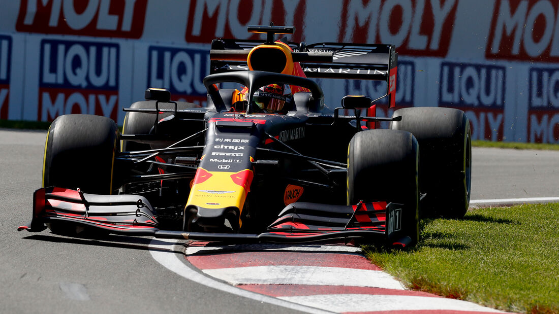 Max Verstappen - GP Kanada 2019