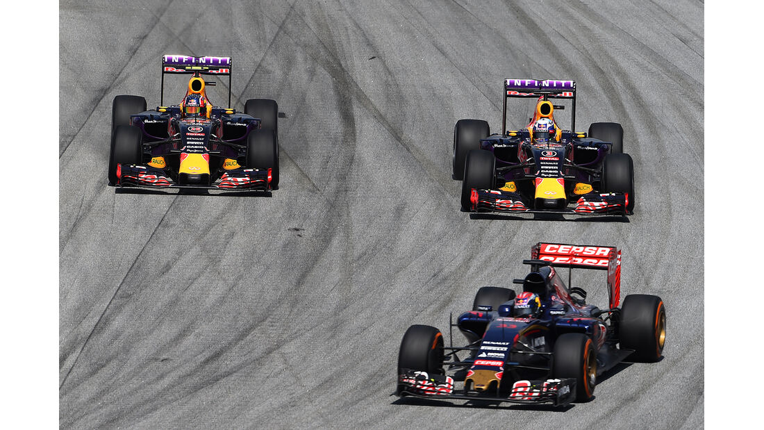 Max Verstappen - GP Malaysia 2015