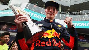 Max Verstappen - GP Malaysia 2017