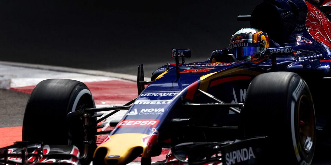 Max Verstappen - GP Mexiko 2015