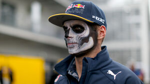 Max Verstappen - GP Mexiko 2016