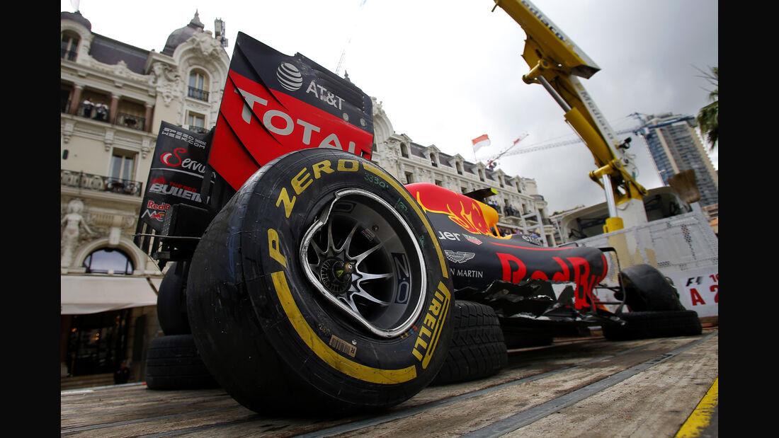 Max Verstappen - GP Monaco 2016