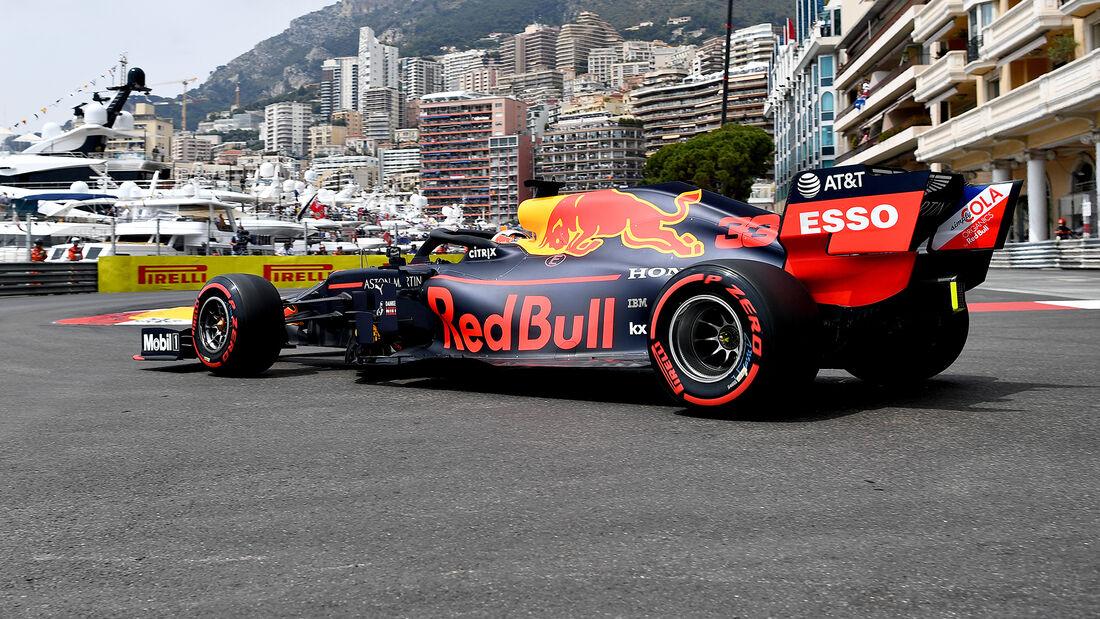Max Verstappen - GP Monaco 2019