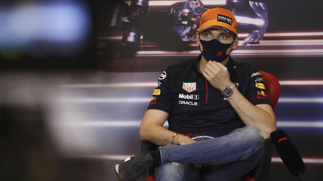 Max Verstappen - GP Monaco - 2021