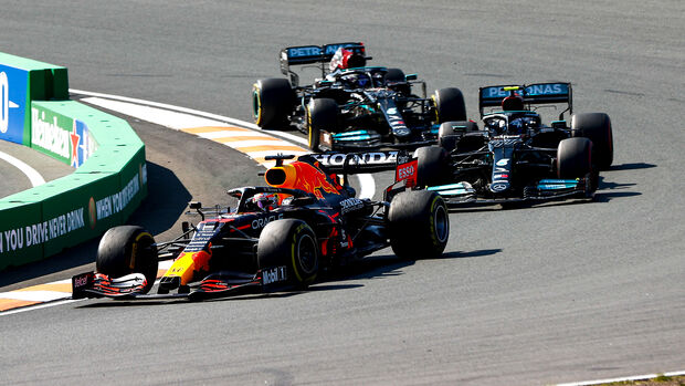 Max Verstappen - GP Niederlande 2021