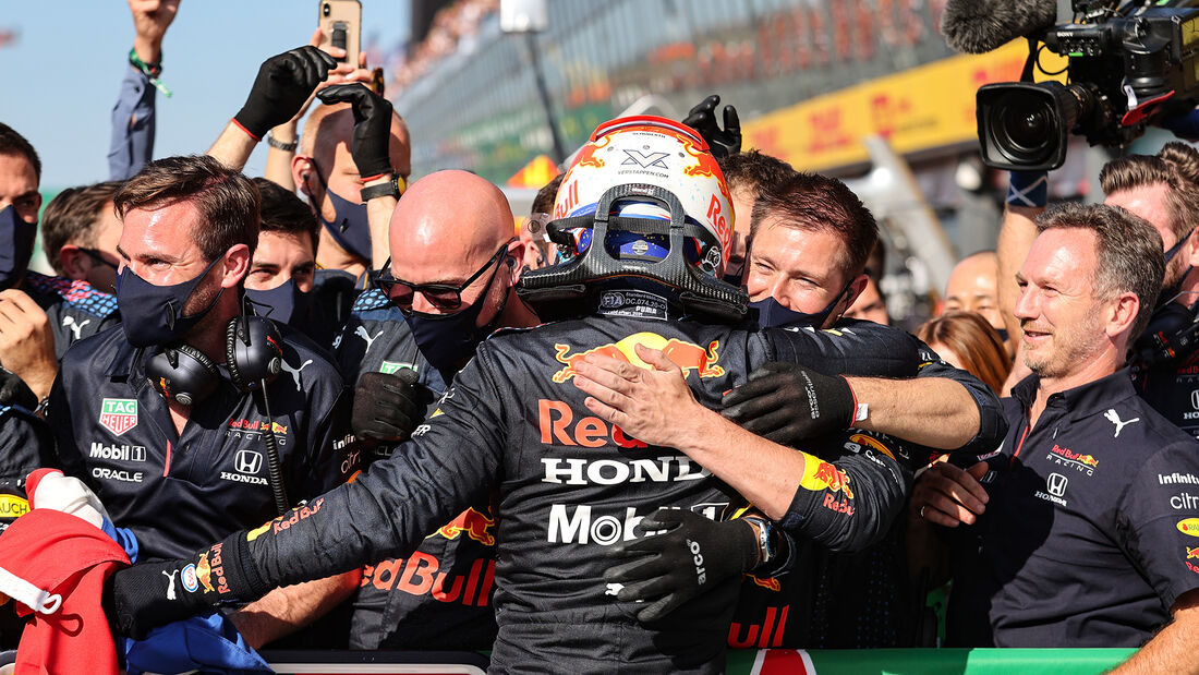 Max Verstappen - GP Niederlande - Formel 1 - 5. September 2021
