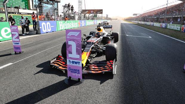 Max Verstappen - Nederlandse Grand Prix - Formule 1 - 5 september 2021