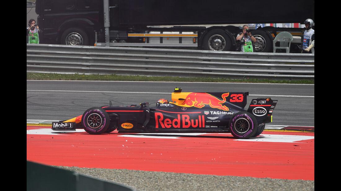 Max Verstappen - GP Österreich 2017