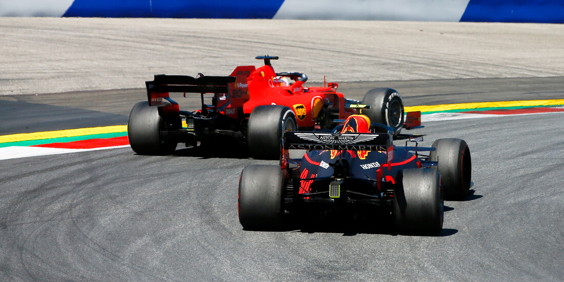 Max Verstappen - GP Österreich 2019