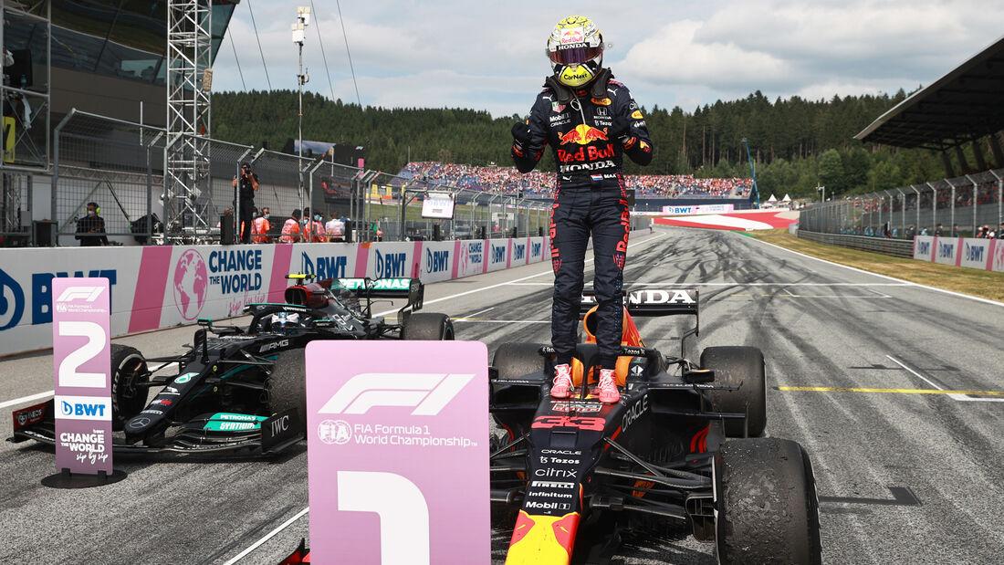 Max Verstappen - GP Österreich 2021