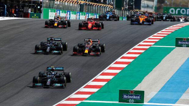 Max Verstappen - GP Portugal - Formel 1 - 2. Mai 2021