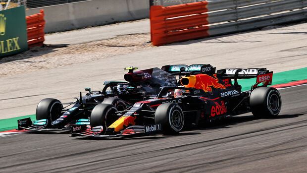 Max Verstappen - GP Portugal - Portimao - 1. Mai 2021