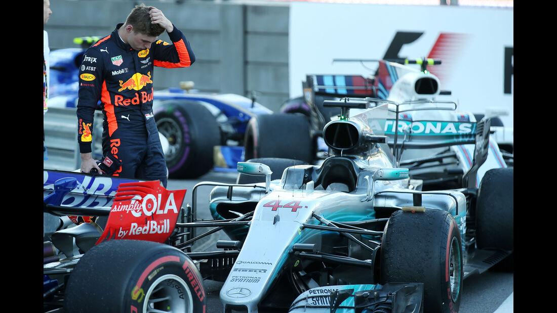Max Verstappen - GP Russland 2017