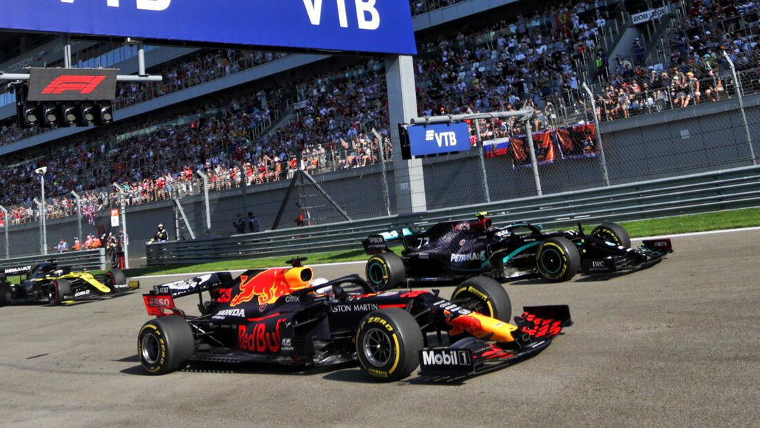 Max Verstappen - GP Russland 2020