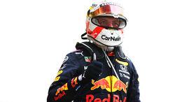 Max Verstappen - GP Russland 2021