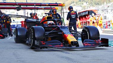 Max Verstappen - GP Russland - Sotschi - Formel 1 - 2020