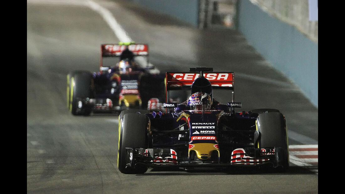 Max Verstappen - GP Singapur 2015