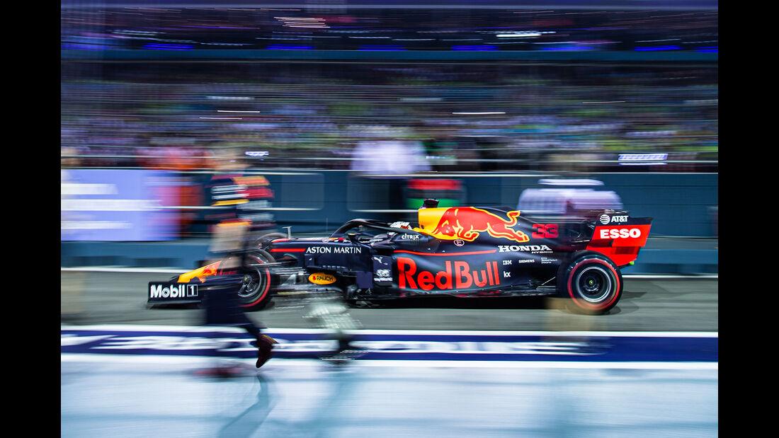 Max Verstappen - GP Singapur 2019