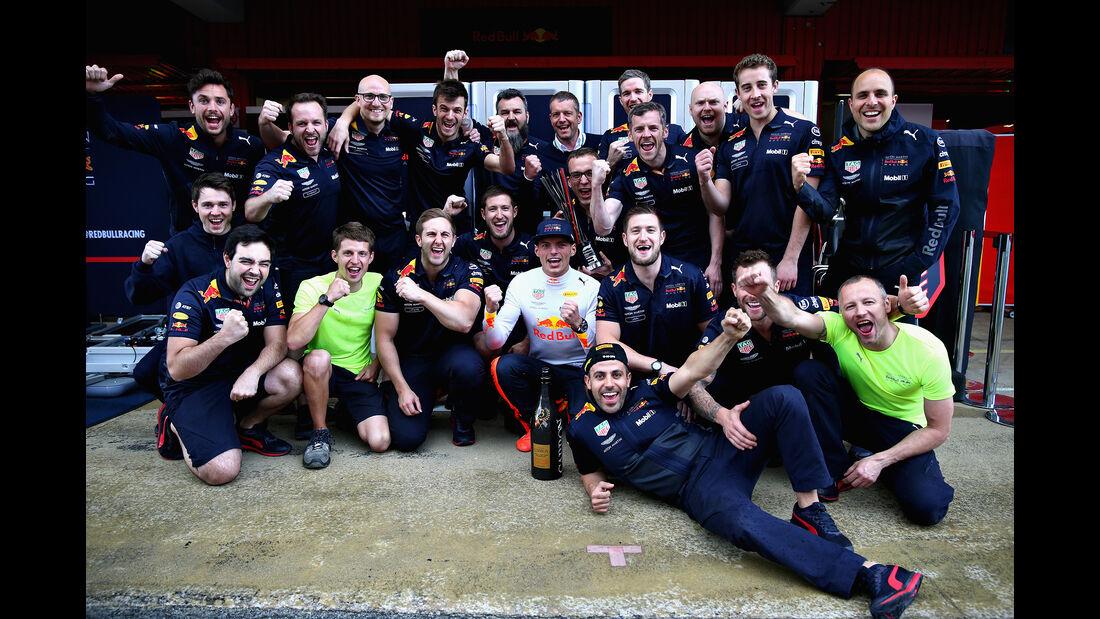 Max Verstappen - GP Spanien 2018