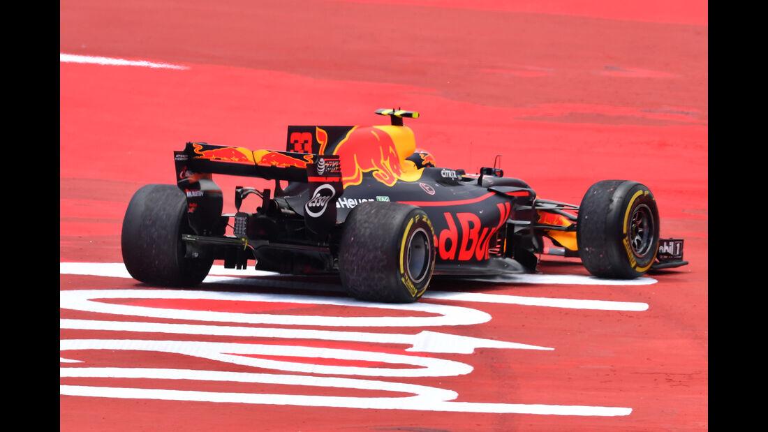 Max Verstappen - GP Spanien - Formel 1 - 2017