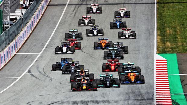Max Verstappen - GP Steiermark 2021
