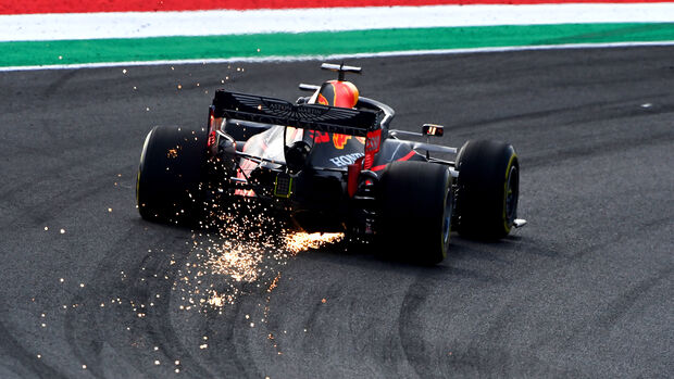 Max Verstappen - GP Toskana 2020
