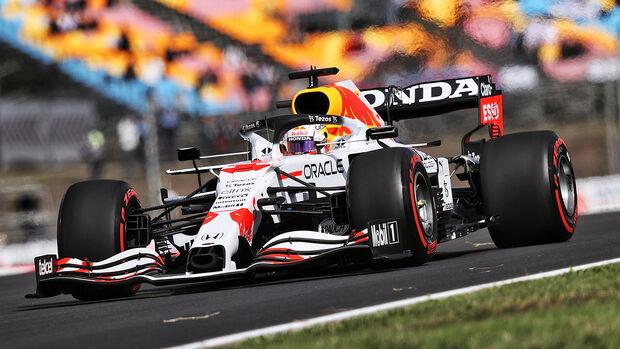 Max Verstappen - GP Türkei 2021