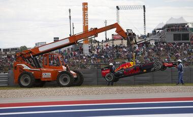 Rennanalyse GP USA 2016