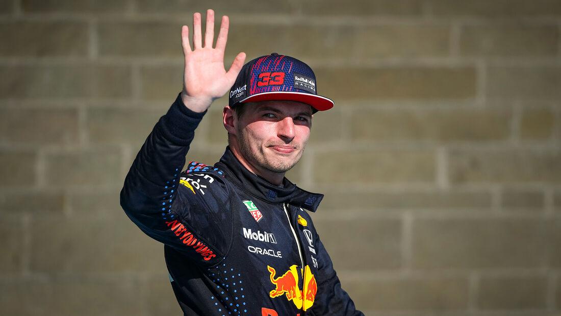 Max Verstappen - GP USA 2021