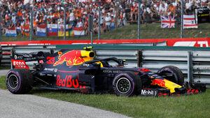 Max Verstappen - GP Ungarn 2018