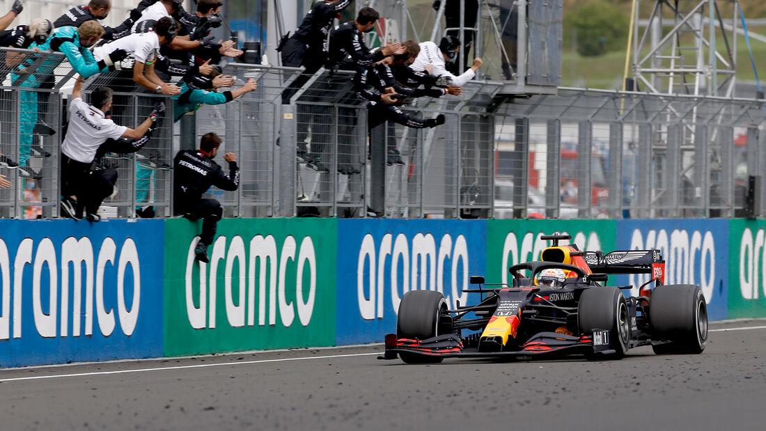 Max Verstappen - GP Ungarn 2020