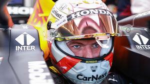 Max Verstappen - GP Ungarn 2021