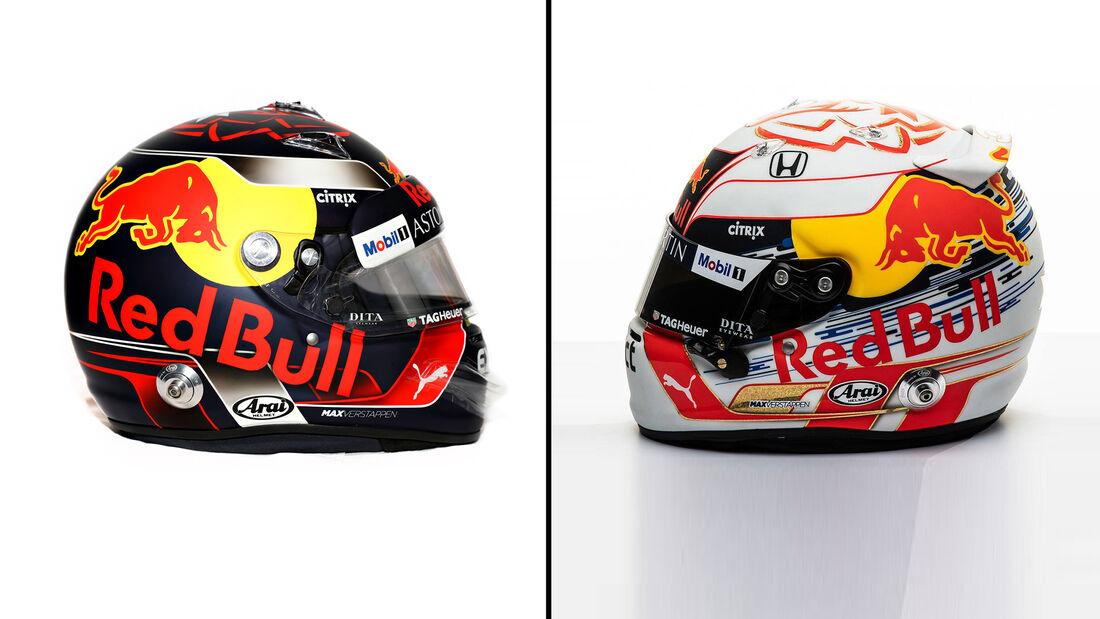 Max Verstappen - Helm - F1 - 2018/2019