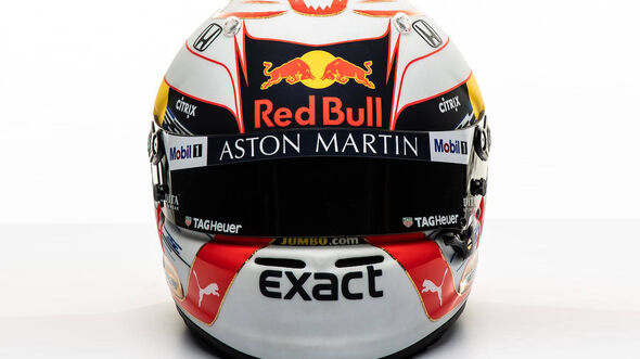 Max Verstappen - Helm - F1 - 2019
