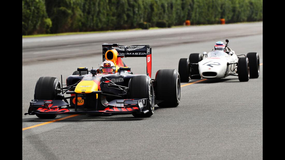 Max Verstappen - Honda RA272 - Motegi - 2019