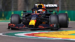 Max Verstappen - Imola - F1 - 2021