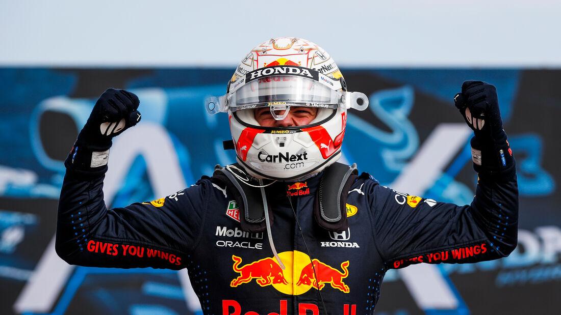 Verstappen gana el GP de Emilia Romagna 2021