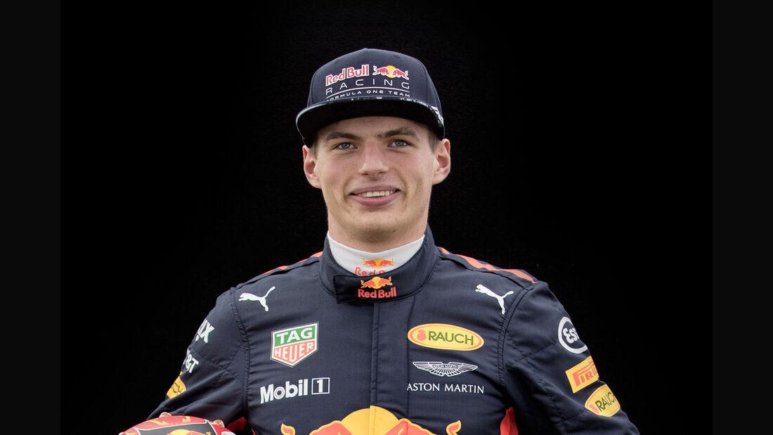 Max Verstappen - Porträt - Formel 1 - 2017