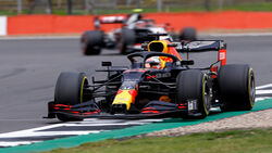 Max Verstappen - Red Bull - F1 70 Jahre Grand Prix - Silverstone