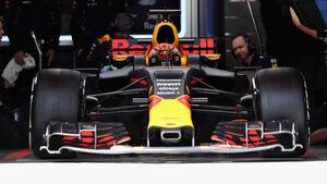 Max Verstappen - Red Bull - F1-Test - Barcelona - 2017