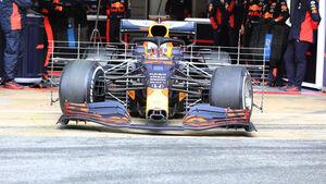 Max Verstappen - Red Bull - F1-Test - Barcelona - 27. Februar 2020