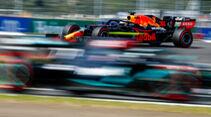 Max Verstappen - Red Bull - Formel 1 - GP 70 Jahre F1 - Silverstone - Samstag - 8. August 2020