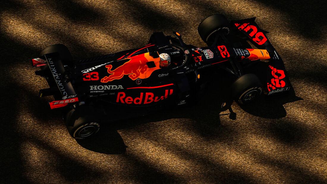 Max Verstappen - Red Bull - Formel 1 - GP Abu Dhabi - Freitag - 11.12.2020