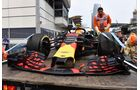 Max Verstappen - Red Bull - Formel 1 - GP Aserbaidschan - 27. April 2018