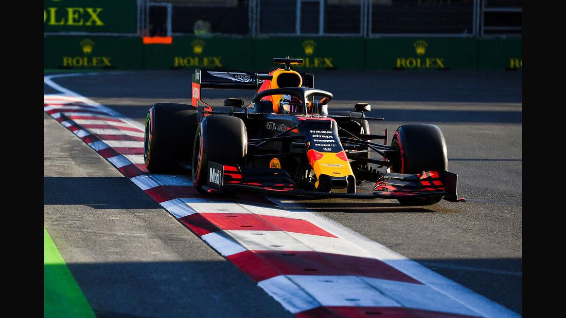 Max Verstappen - Red Bull - Formel 1 - GP Aserbaidschan - 27. April 2019