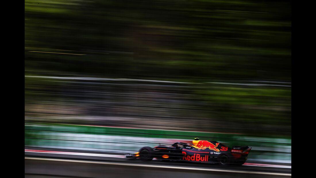Max Verstappen - Red Bull - Formel 1 - GP Aserbaidschan - 28. April 2018